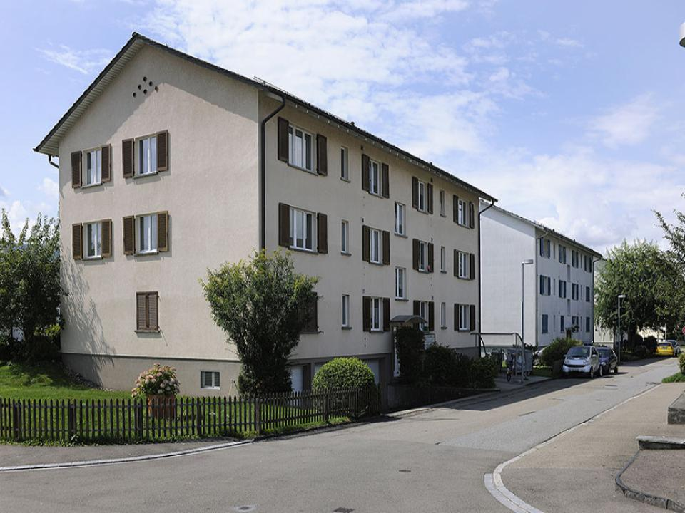 Mehrfamilienhäuser in Rapperswil