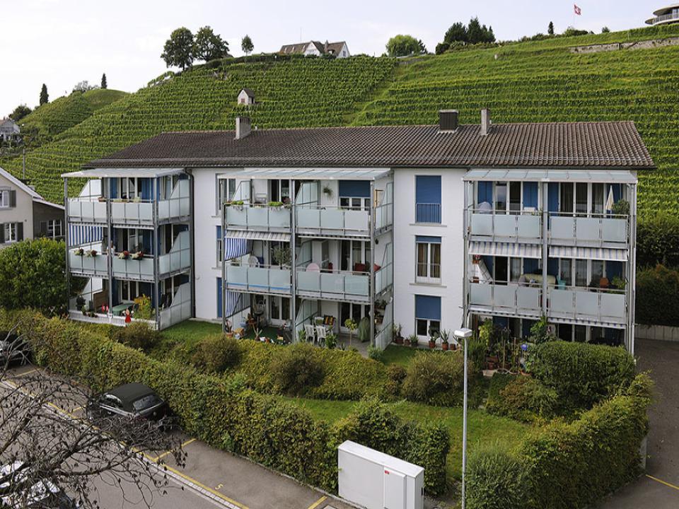 Mehrfamilienhaus in Stäfa