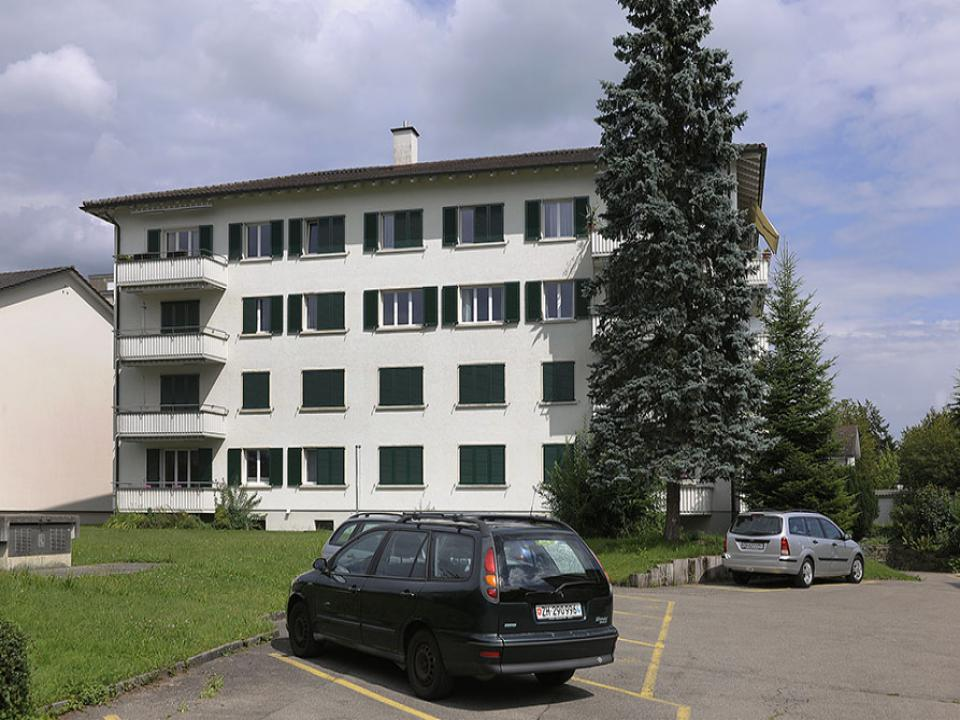 Mehrfamilienhaus in Rapperswil
