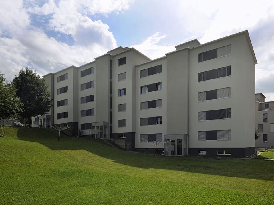 Mehrfamilienhäuser in Rüti